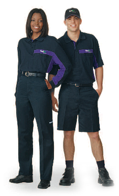Fed Ex Delivery People