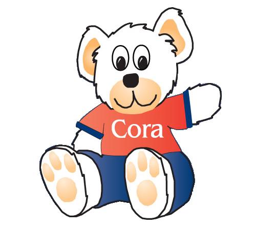 Cora the Refining Bear