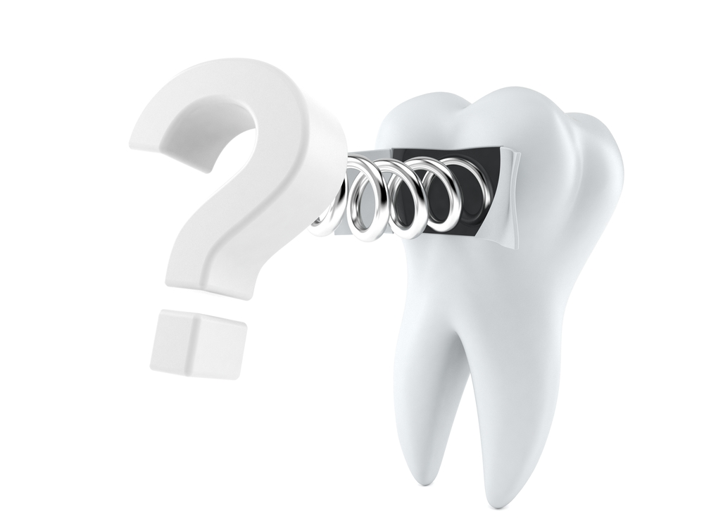 tooth myth concept